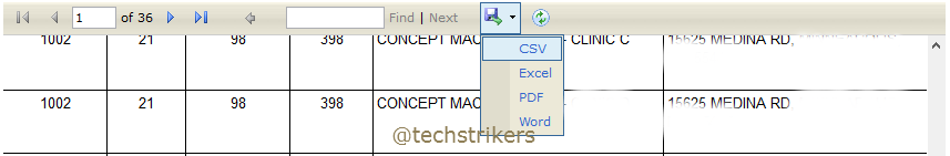 Export Report as CSV or XLSX or XLS from ReportViewer in ASP