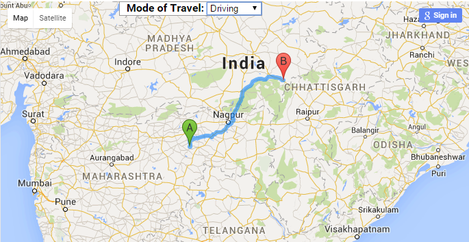 Travel Modes Direction in Google Maps – Google Travel Maps And Directions