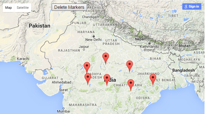Remove Multiple Markers From Google Maps Techstrikers Com